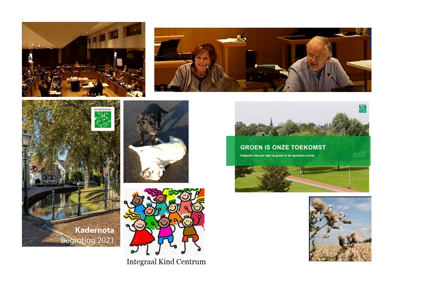 Raadsvergadering 7 juli 2020