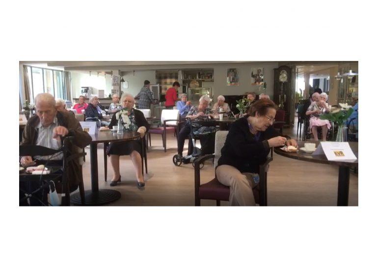 EvR doet het: muzikaal optreden in Reijerheem
